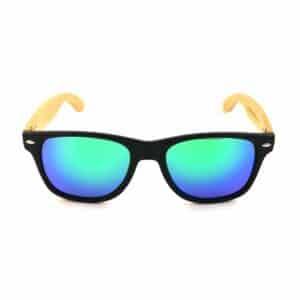 polarized zonnebril groene glazen leukezwembroeken.nl