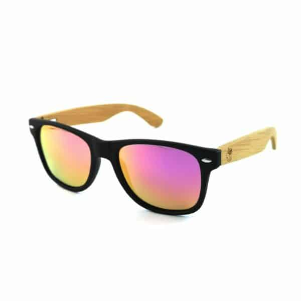 polarized zonnebril roze glazen leukezwembroeken.nl