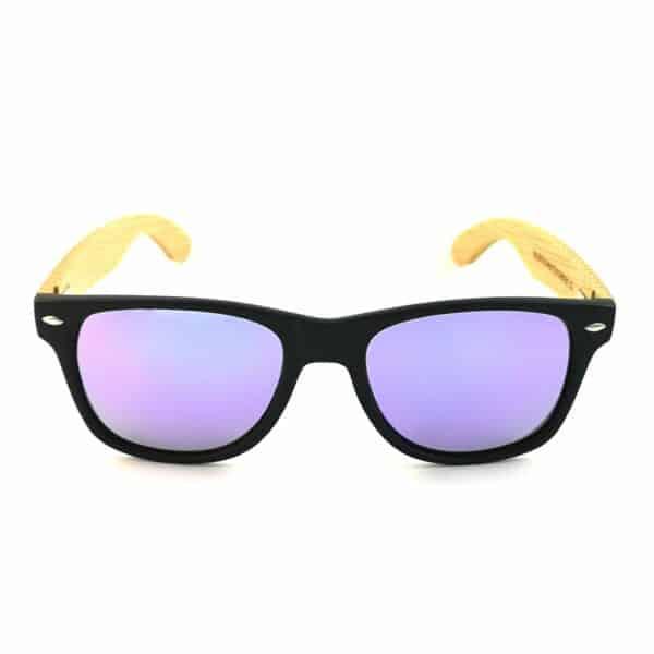 polarized zonnebril paarse glazen - leukezwembroeken.nl